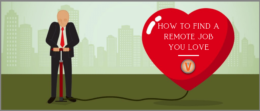 Learn how to find a remote job you love with tips from Virtual Vocations.