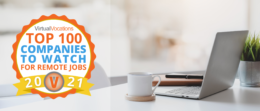 Virtual Vocations - Top 100 Companies to Watch for Remote Jobs in 2021