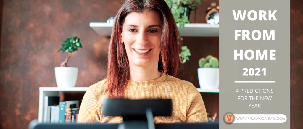 Learn how work from home 2021 could look in comparison to 2020 and beyond.