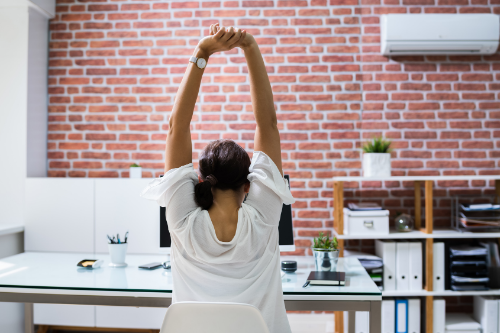 Exercise is a vital component of remote employee wellness, combining more productivity with the overall health of the individual.