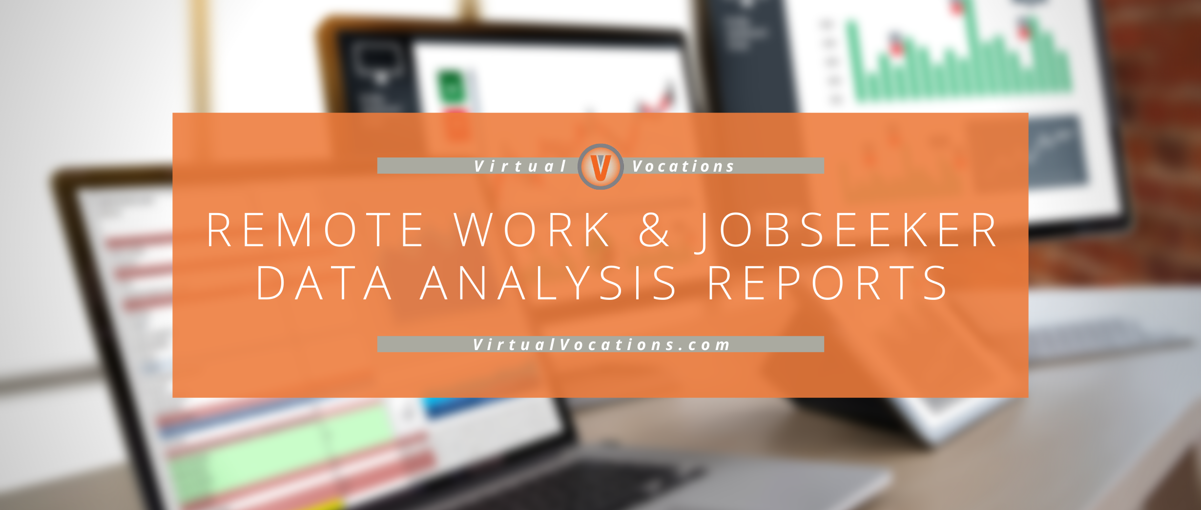 Virtual Vocations - Remote Work and Jobseeker Data Analysis Reports