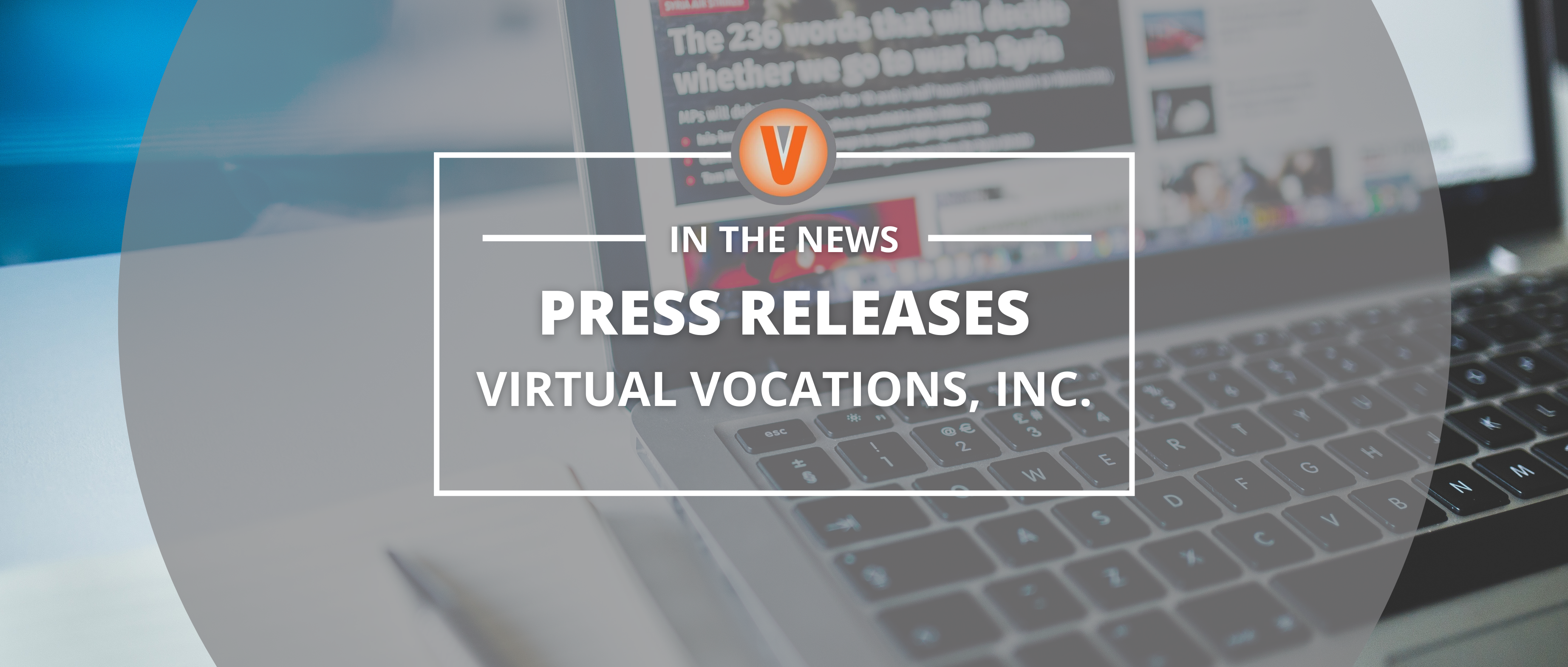 Virtual Vocations Press Releases
