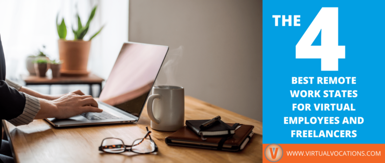 Learn where you can earn some money and get something for being a virtual worker in these best remote work states.
