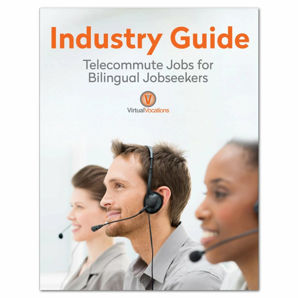 Bilingual Industry Guide