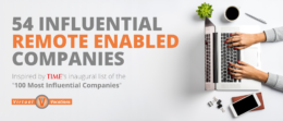 Virtual Vocations - 54 Influential Remote Enabled Companies - Inspired by TIME's Inaugural List of the 100 Most Influential Companies