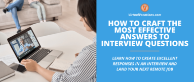 Effective answers to interview questions aren't always easy to come by. Learn how to do them in this article.