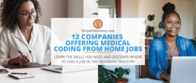 Medical coding from home jobs are becoming a high-growth industry.