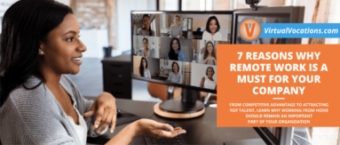 Remote work is a must for your company, especially in terms of operational efficiency, culture, and more.