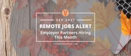 Employer Alert September 2021