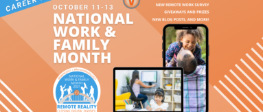 National Work & Family Month 2021
