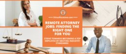 Stay up to date with this guide to remote attorney jobs